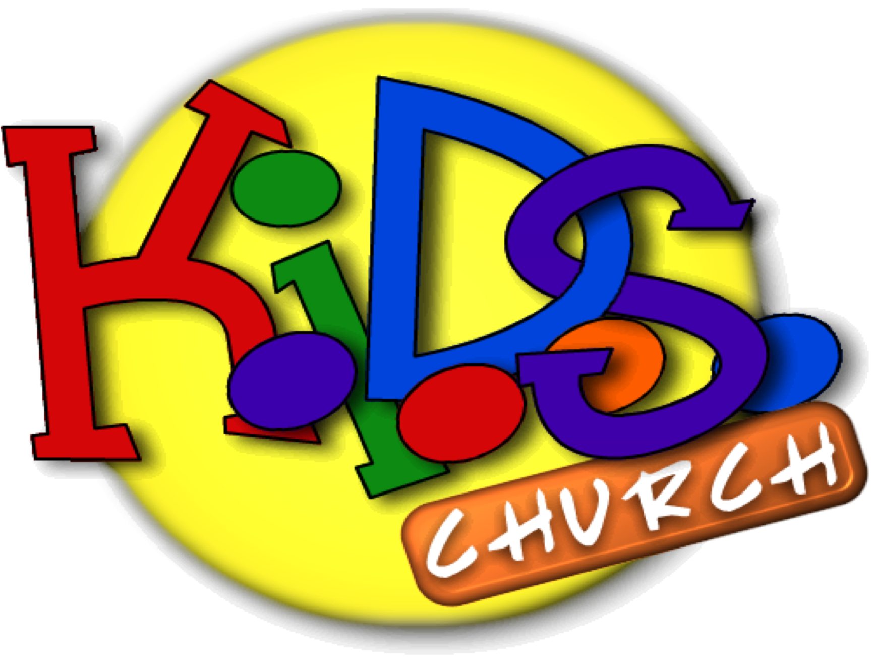 Kids Sunday School Logo